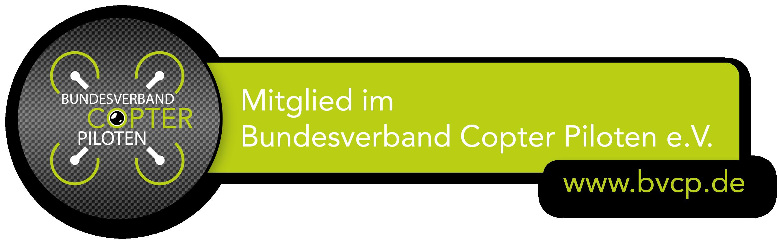 Mitglied im Bundesverband Copter Piloten e.V.